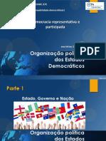 CP1_Organização Política Dos Estados Democráticos_Parte_1