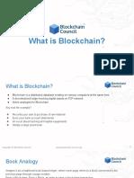 02. What is Blockchain