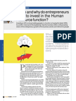 When and Why Do Entrepreneurs Need to Invest in HR-GN