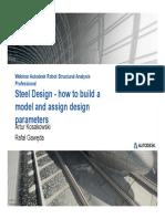 Webinar N°3 Steel Design