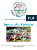 maidenheadfestival sponsorshipopportunities