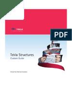 Tekla Structures Toturials