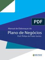 Estrutura Do Plano de Negc3b3cios