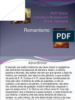 romantismo.revisado