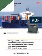 JRC JMA 7100 Brochure