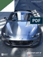 Mazda MX-5 RF 2.0L COUPE Brochure