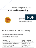 Postgraduate Programme in Structural Engineering.pdf