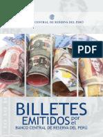 Billetes emitidos por el Banco Central de Reserva del Peru