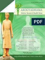 Arogya dhama brochire