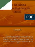 1c2ba Ano Dom Morfoclimc3a1ticos No Brasil