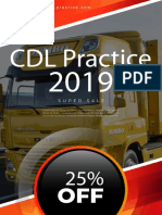 CDL Passenger Transport practice test