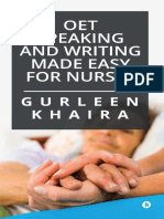 OET Writing and Speaking made Easy for nurses