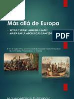 MAS ALLA DE EUROPA