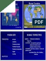 Biomas e Ecossistemas Brasileiros