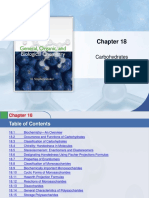Chapter18 Carbohydrates