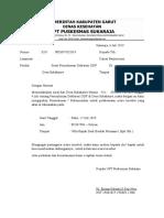 Surat ODF Sukaraja