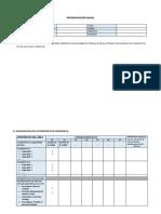 1. Programación Anual modelo