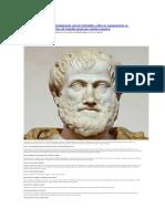 Gêneros - Aristóteles