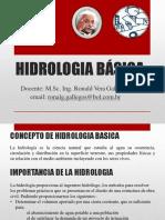 Hidrologia 1 UAC