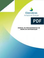 Manual Projeto de Redes Distribuição Aéreas Urbanas 00
