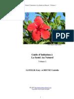 Guide d'initiation à la santé au Naturel V 2