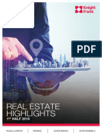 Malaysia Real Estate Highlights 1h 2019 6532
