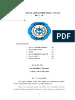 laporan observasi pkw