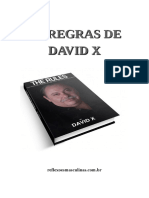 As Regras de David X - Blog Reflexoes Masculinas