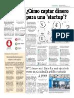 Cómo Captar Dinero Para Una Startup