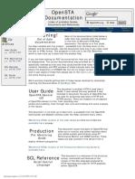 Http Opensta.org Docs