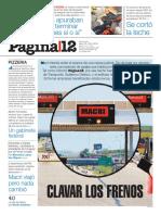 Página/12 del 25 de septiembre de 2019