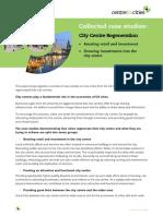 City Centre Regeneration Collected Case Studies 1