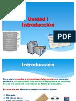 Unidad I Intr Adm y Org de Datos