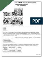Questões de Biologia Do ENEM_ Fisiologia Humana e Saúde - PDF