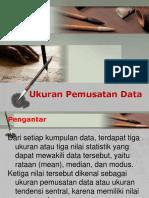 Pemusatan Data