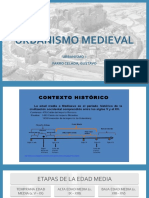 Urbanismo Medieval