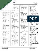 Práctica Dirigida Nº 02 Trigonometria