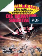 [Captain Future 25 03] • Die Graviumsabotage