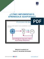 SECUNDARIA B - SEPARATA Cómo implementar el aprendizaje adaptativo.pdf