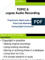 W06_Digital_Audio_Recording.ppt