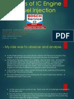 Basics of IC Engine & Fuel Injection ppt