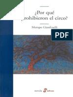 Por que prohibieron el circo_ - Mempo Giardinelli.pdf