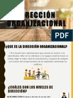 DIRECCIÓN ORGANIZACIONAL PPT