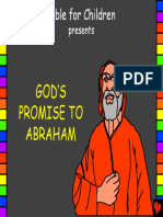 Gods Promise to Abraham English PDA