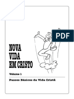 NOVA VIDA EM CRISTO. Volume 1. Passos Básicos da Vida Cristã.pdf