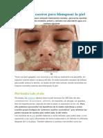 Remedios caseros para blanquear la piel.docx