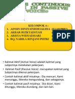 Presentasi Bahasa Inggris LENGKAP