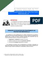 Fiche Prevention 06 Les EPI