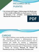 Clase de Puentes CARGAS