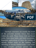 Geologic Structure